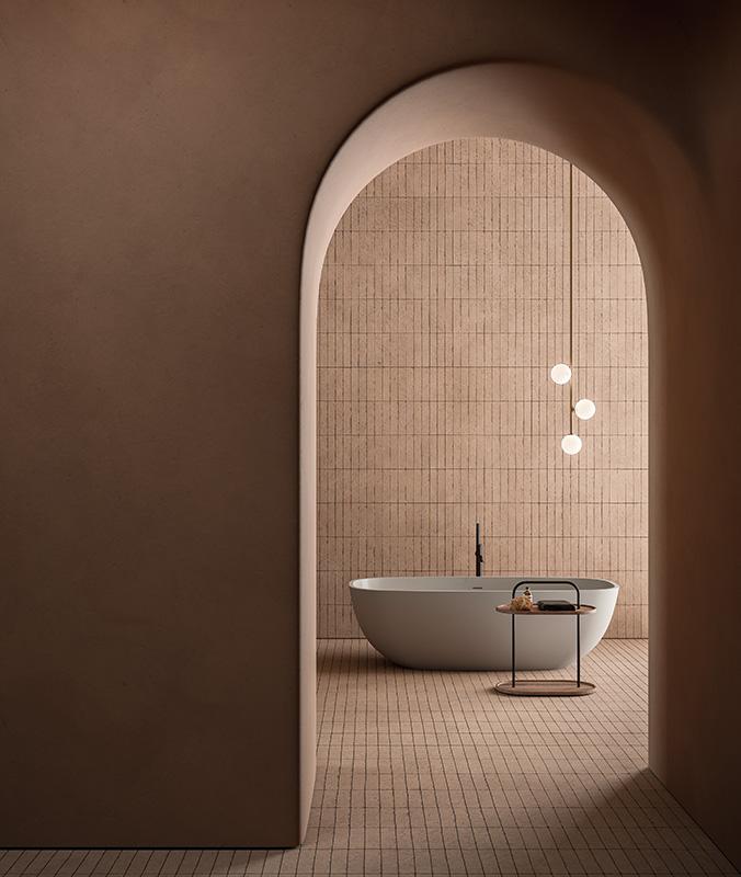 Grey UHS colour coating bathtub