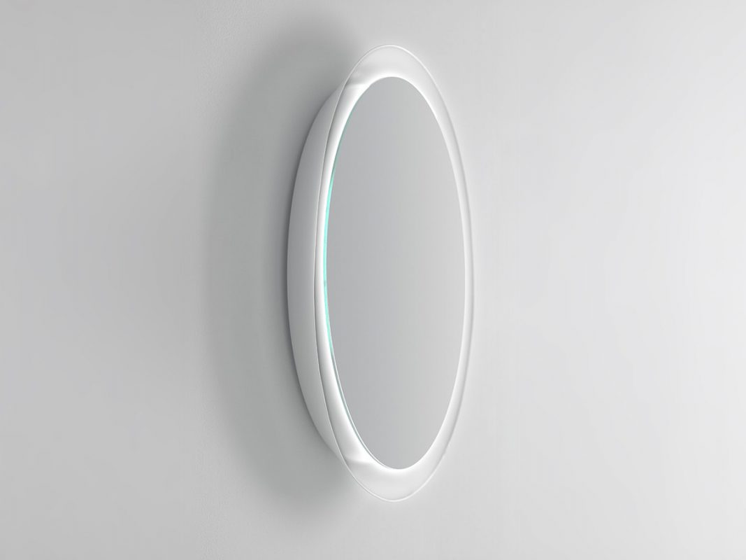 Bowl Mirror LED Lighting