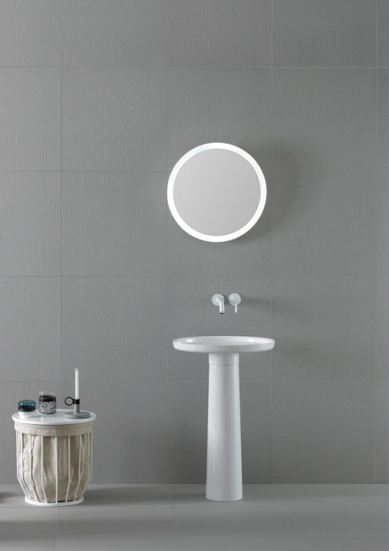 Bowl Topsolid Freestanding Washbasin
