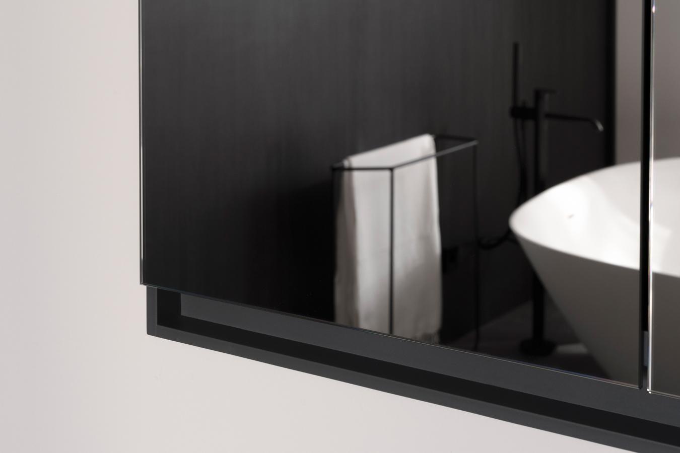 Strato Mirror Recessed Recessed Cabinet