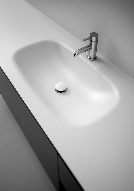 G1 Corian® Integrated Washbasin Top
