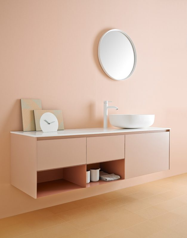 Cerclo Corian Top Mounted Washbasin