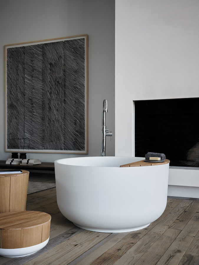 Origin Topsolid Freestanding Bathtub