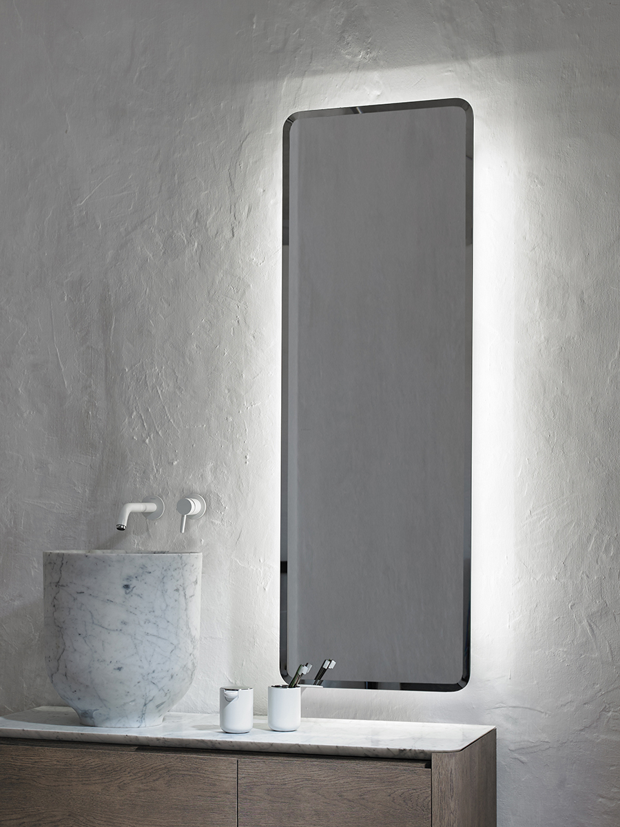 mirror with integrated lighting. Mirror With Integrated Lighting C
