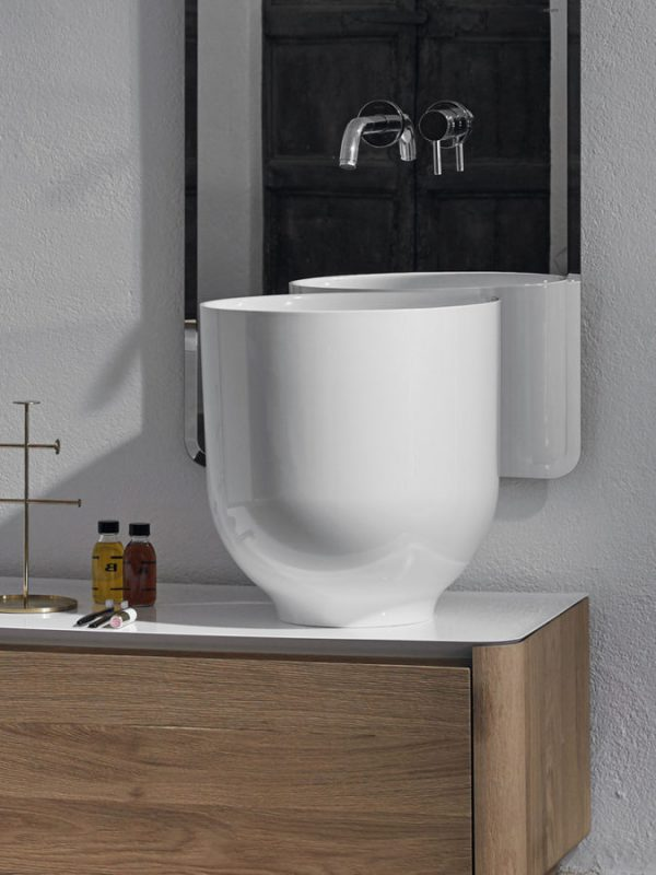 Origin Topsolid TopMounted Washbasin