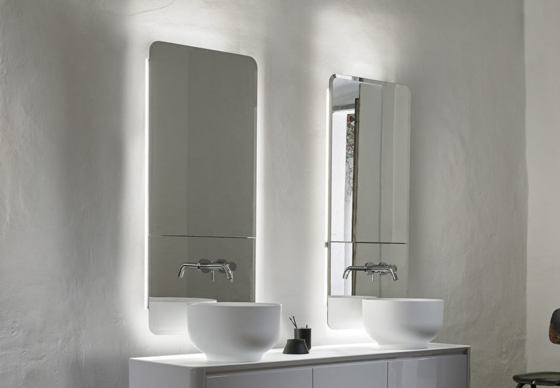 Origin Mirror Recessed Recessed Cabinet Unit