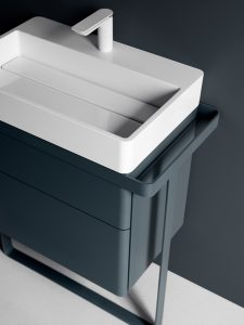 Structure Topsolid Top Mounted Washbasin