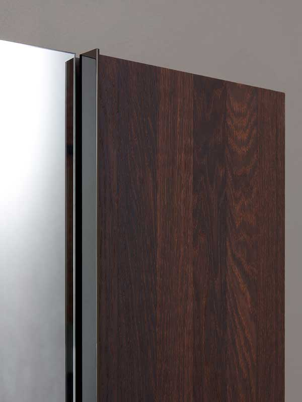 Strato Wood Freestanding Cabinet Unit