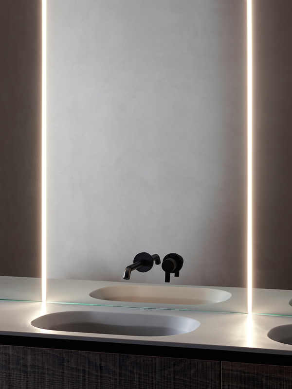 Strato Mirror LED Lighting