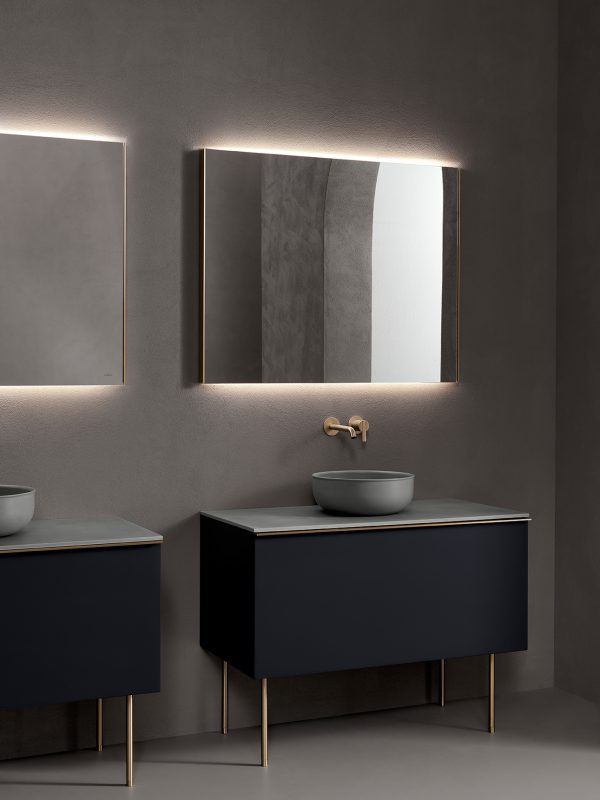 Inbani Mirror Glass Finish