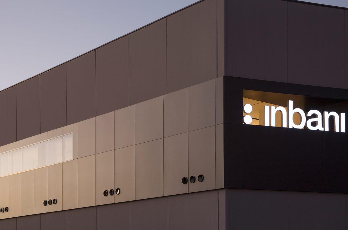 oficinas Inbani 2018- Fachada
