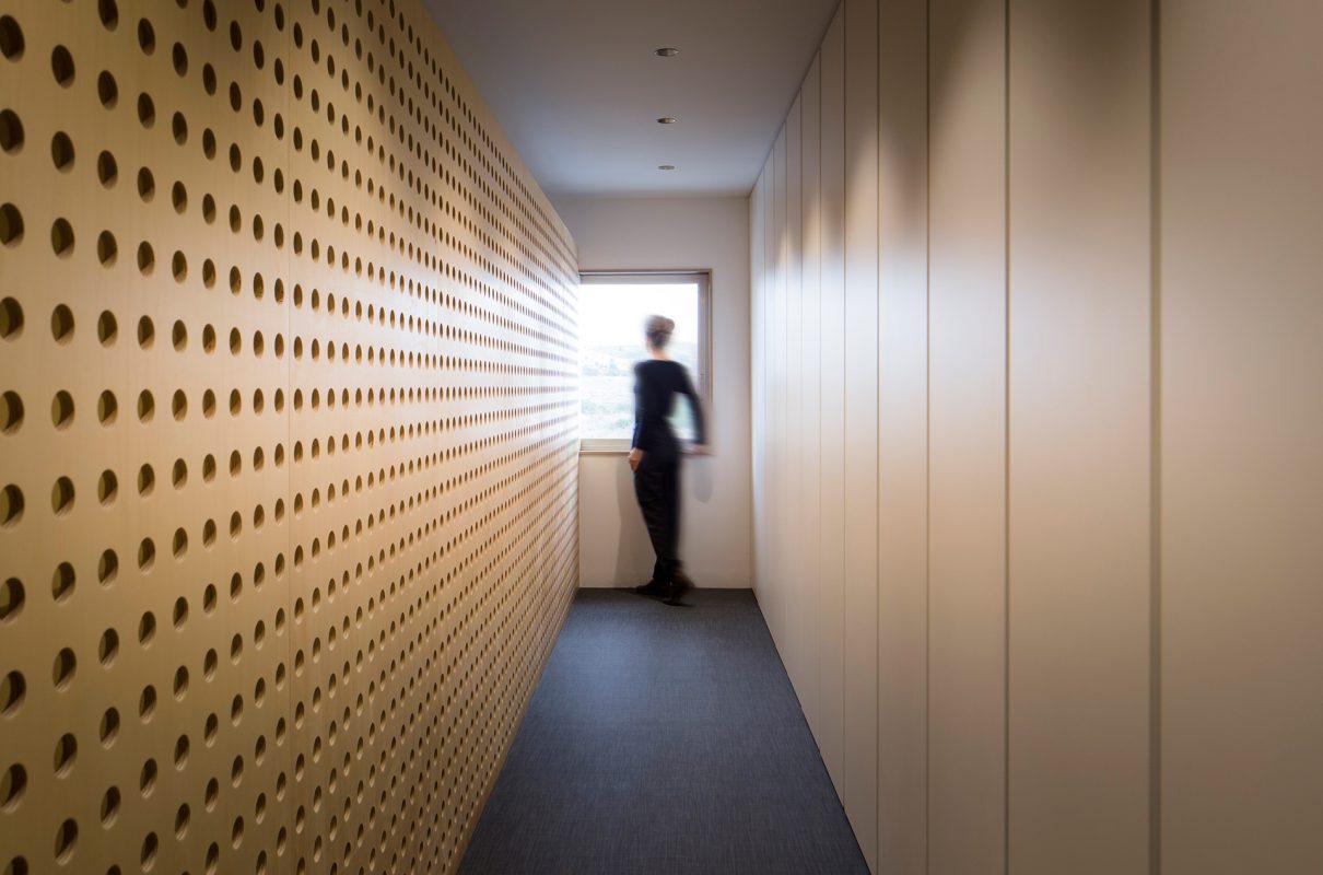 oficinas Inbani 2018- pasillo