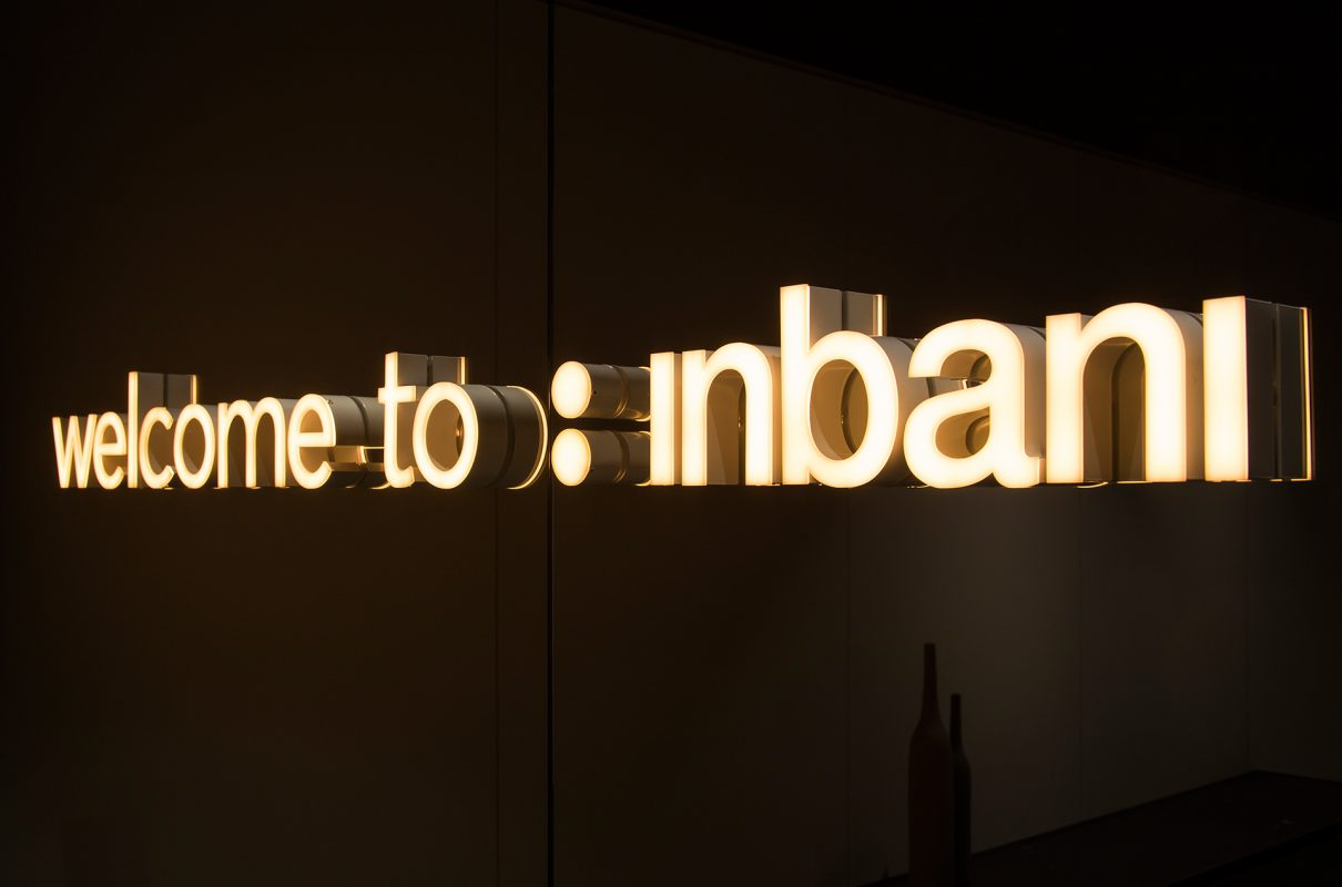 oficinas Inbani 2018- Welcome