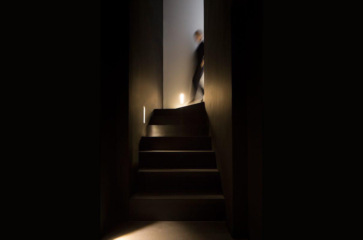 oficinas Inbani 2018- Escaleras dentro