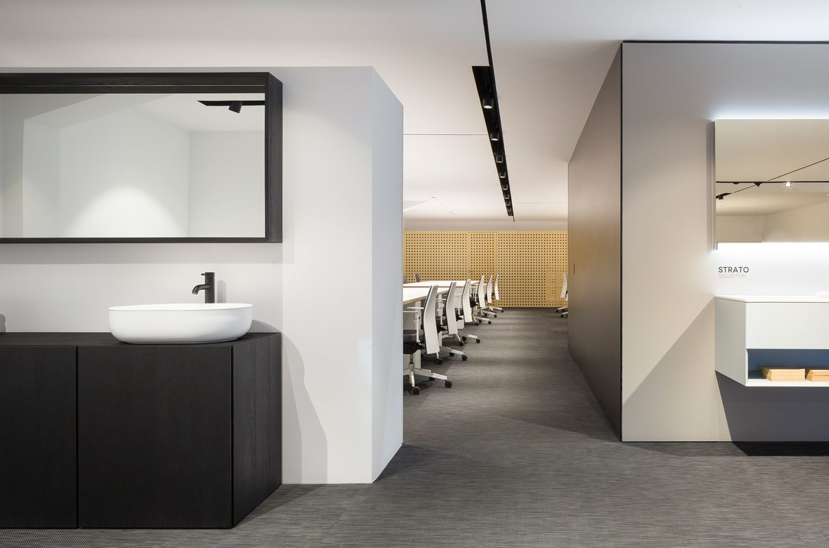 oficinas Inbani 2018- showroom-oficinas