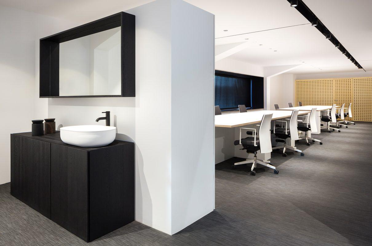 oficinas Inbani 2018- Showroom y oficinas