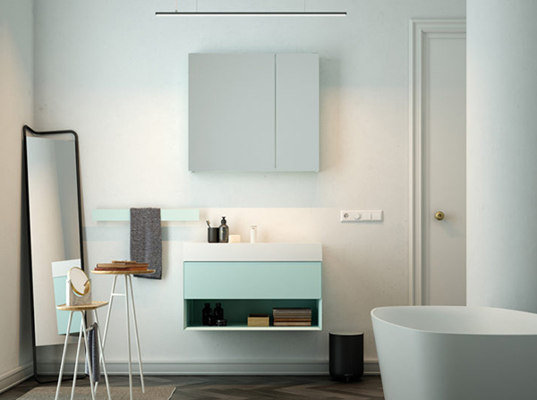 Labo - Tendencia color baño 2018