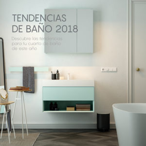 Tendencias de baño 2018 - Inbani