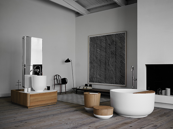 Origin - Tendencias baño 2018 madera