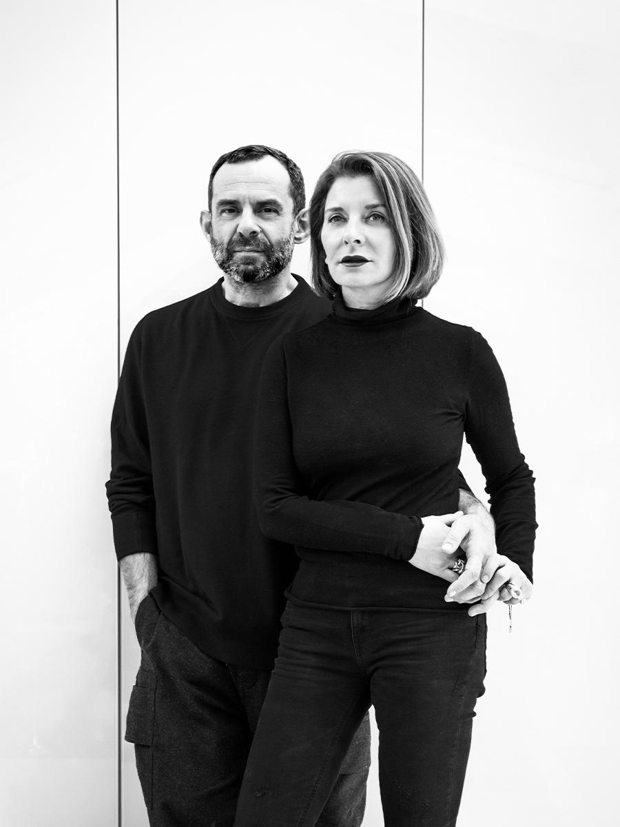 Giro designers Ludovika+Roberto Palomba