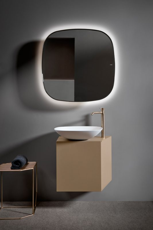 Forma Topsolid Topmounted Washbasin