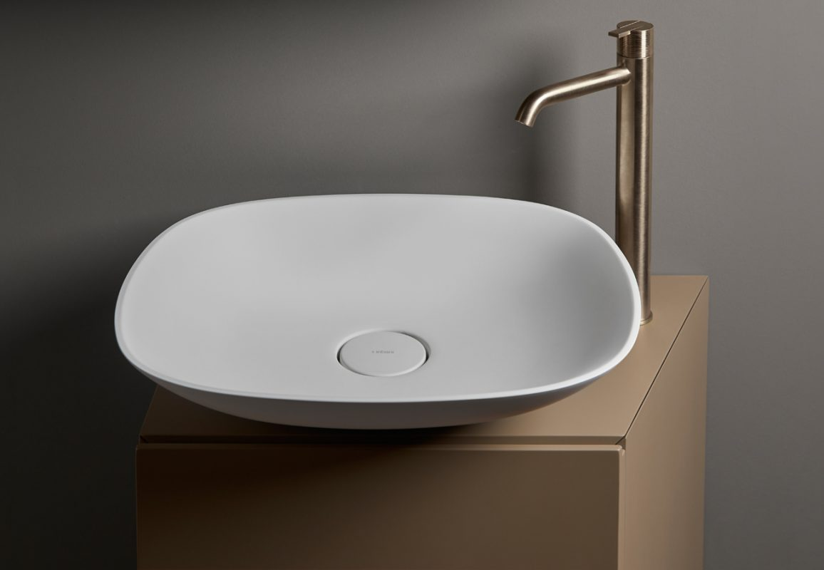 Forma Topsolid Topmounted Washbasin