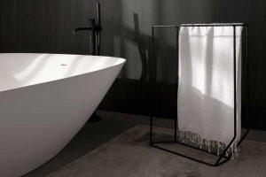 Forma Metallic Towel Rack Accesories