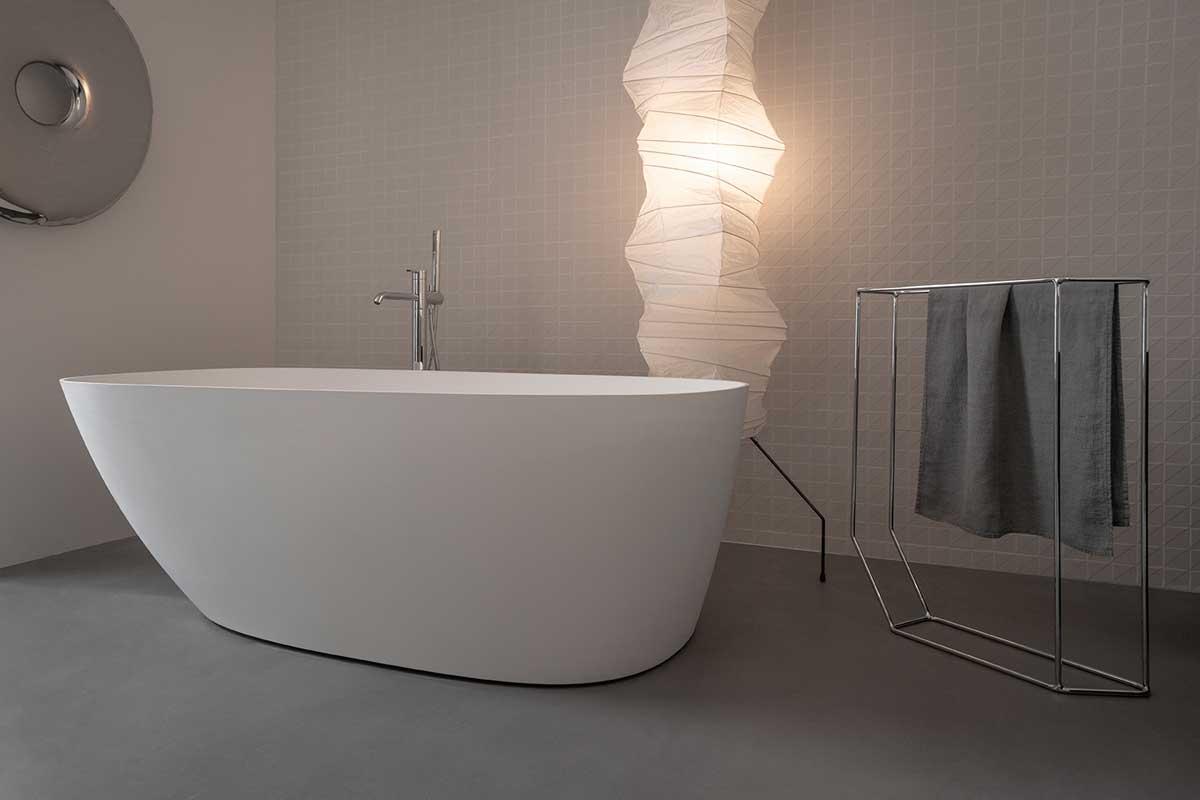 Forma Topsolid Freestanding Bathtub