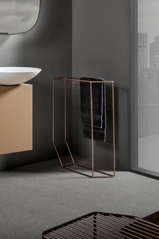 Forma Metal Towel Rack Accessories