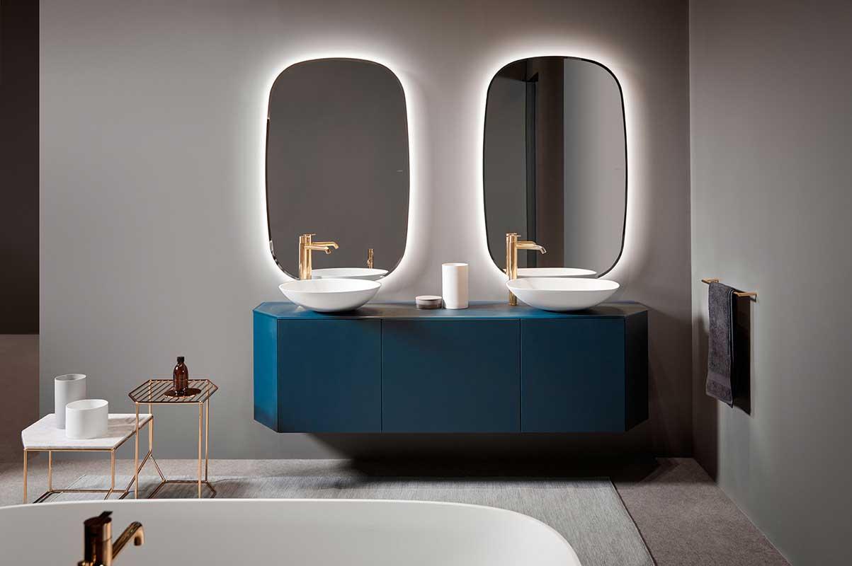 Forma Mirror LED Lighting Mirror