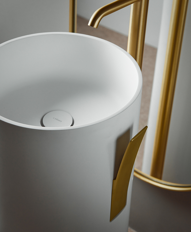 Giro_Solidsurface_Freestanding_Washbasin