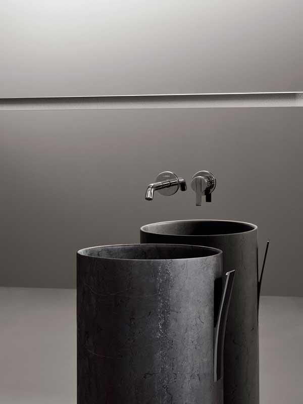 Giro Marble Freestanding Washbasin
