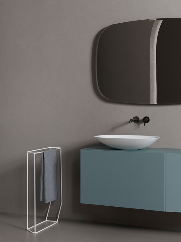 Forma Metal Freestanding Accessories
