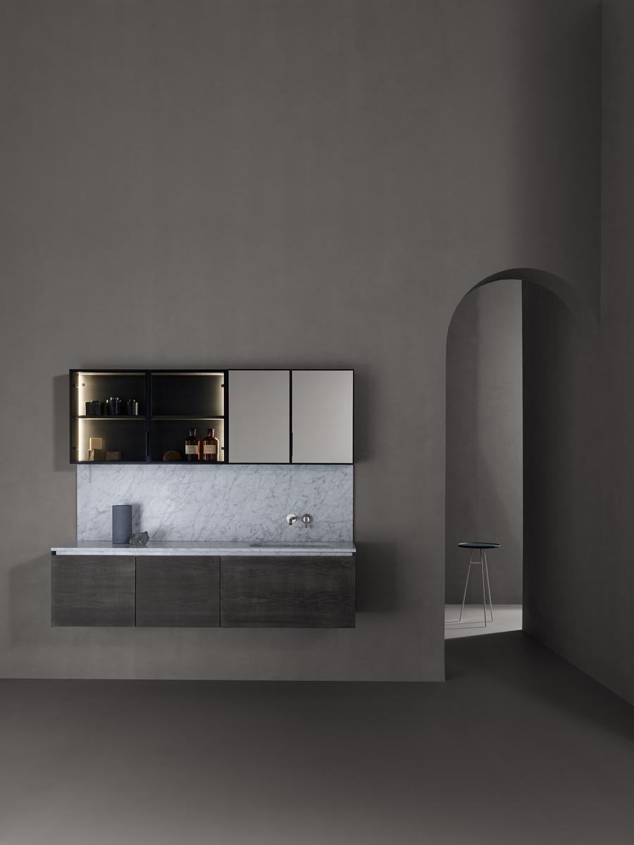 Strato Mirror Cabinet Units Furnishing Accessories