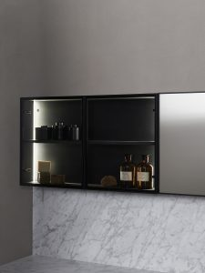 Strato Mirror Cabinet Units Furnishing Accessories