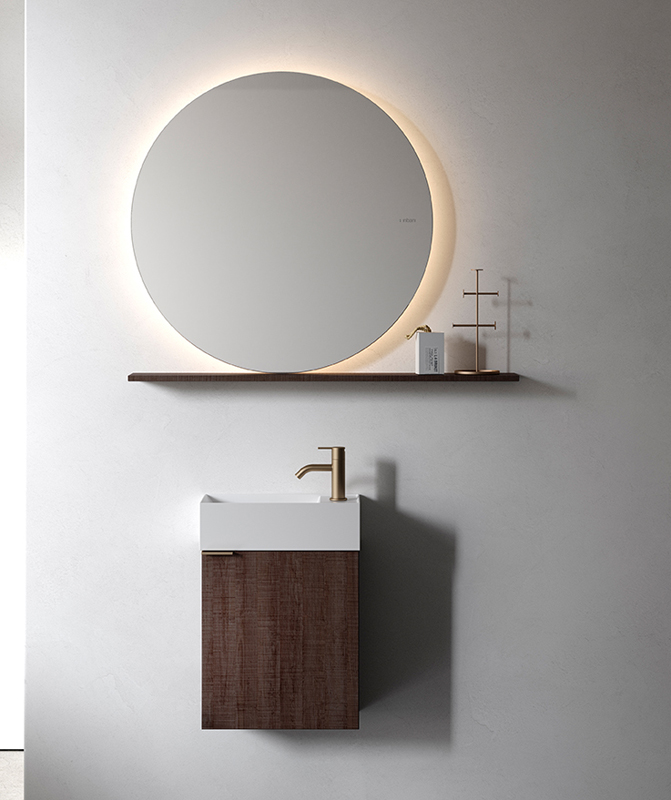 Norm Mirror Wall Mounted Accessories