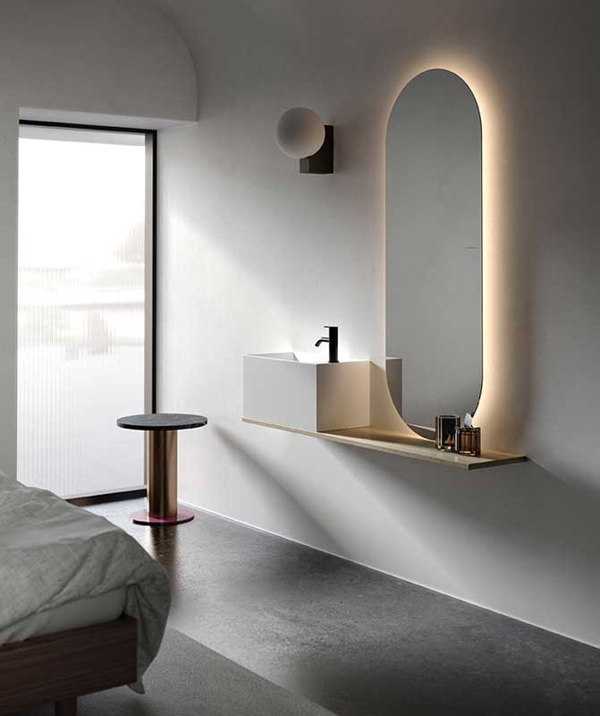 Norm Mirror LED Lighting Accesories
