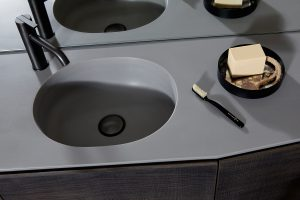 Giro Cementsolid Integrated Washbasin Top
