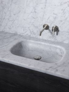 Senio Marble Integrated Washbasin worktops