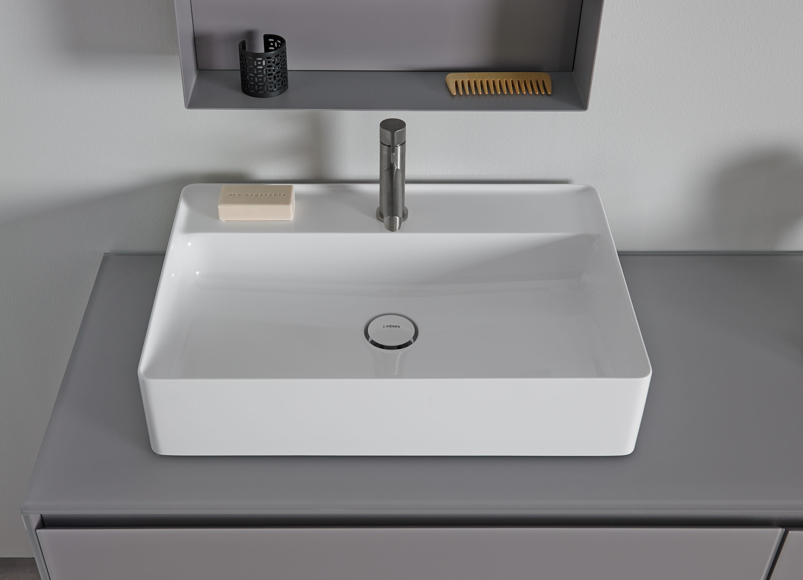 LAVABO NEST / NEST WASHBASIN